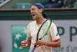 Le Français, Lucas Pouille, éliminé au 3e tour de Roland-Garros, le 1er juin 2018.