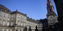 Le Parlement danois.