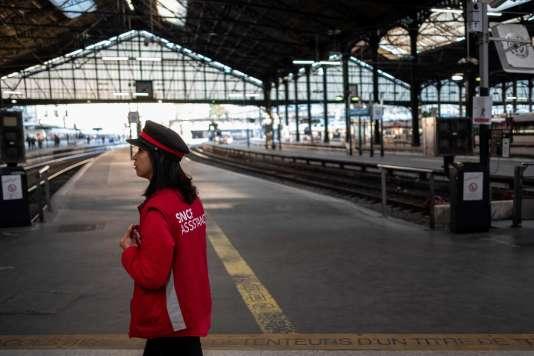 Côté TGV, la moyenne sera de 2 trains sur 3 en circulation le 3 juin.