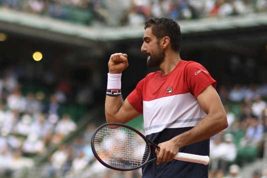 Marin Cilic aspire à se hisser dans le dernier carré de Roland-Garros pour la première fois de sa carrière.