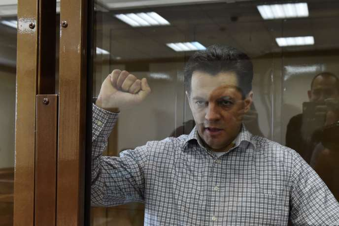 Roman Souchtchenko, lundi 4 juin à Moscou.