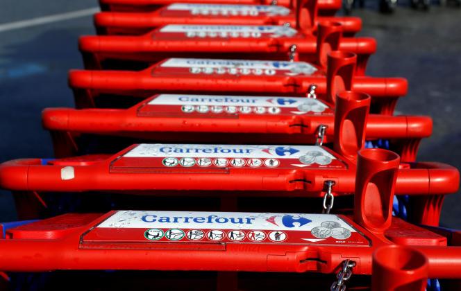 A partir de début 2019, les produits Carrefour seront vendus via trois canaux numériques de Google.