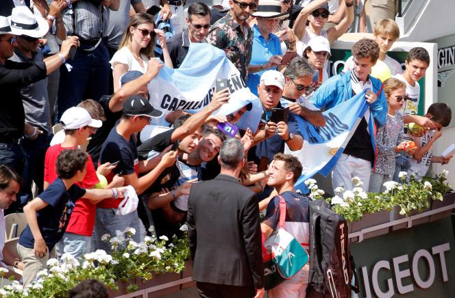 «Argentina, clap, clap, clap».