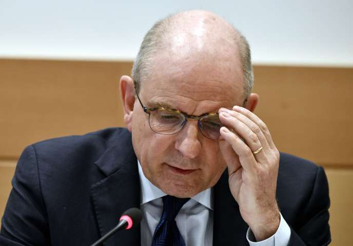 Le ministre belge de la justice, Koen Geens, le 4 juin à Bruxelles.