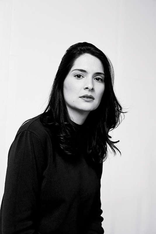 Carina Soto Velasquez dirige 110 personnes dans cinq lieux à Paris.