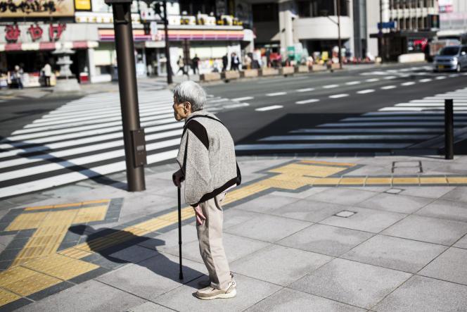 A Nagano, au Japon, en novembre 2016.