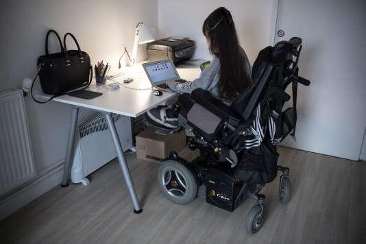 En cas d'adoption de la loi ELAN, seuls 10 % des logements neufs devront être entièrement accessibles aux personnes en situation de handicap.