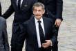 L'ancien président Nicolas Sarkozy aux Invalides, à Paris, le 1er juin.