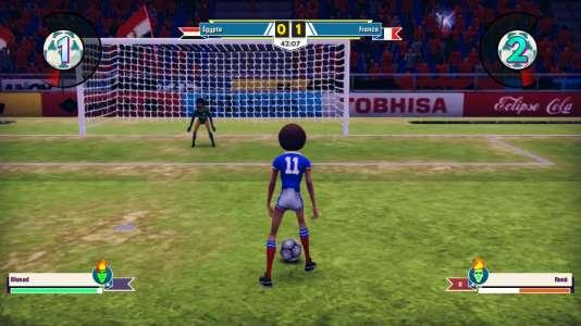 Ce que l'image ne dit pas, c'est que cette action est un pénalty, tiré en marchant jusqu'aux buts. 2-0.