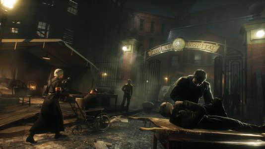 Les joueurs pracifiques ignoreront les malades, ceux sans scrupule devront prendre garde à les soigner : c'est le paradoxe de «Vampyr».