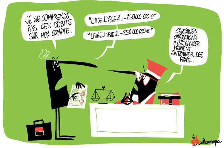 La banque a conclu des accords de principe avec les autorités américaines et le parquet national financier français pour clore les contentieux liés à la Libye et au Libor.