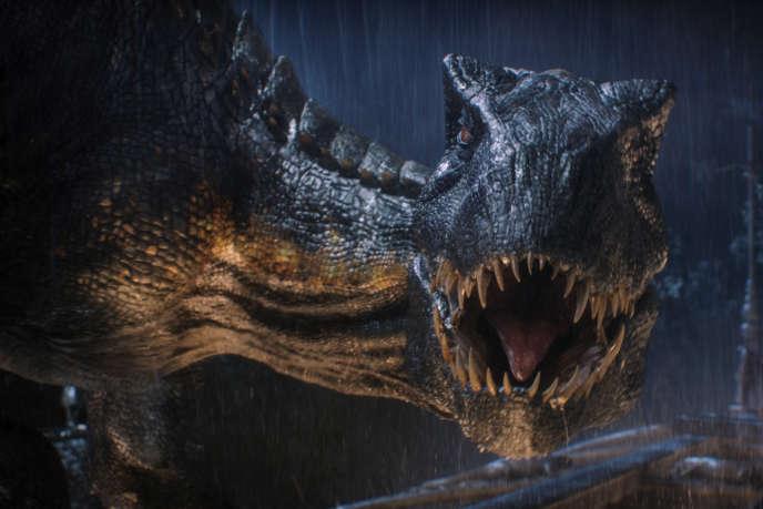 La nouvelle arme fatale dans «Jurassic World : Fallen Kingdom ».