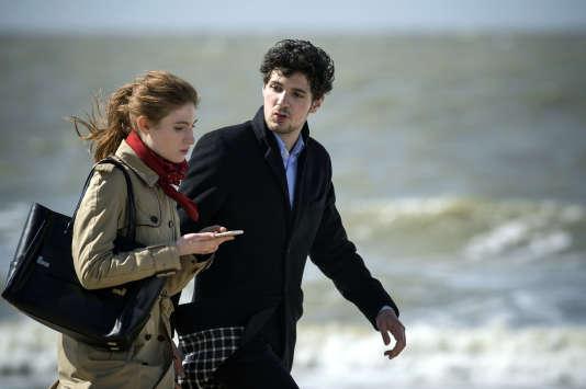 Agathe Bonitzer et Vincent Lacoste.