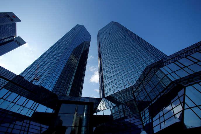 «Si nous avions les clefs du monde, nous proposerions une réforme du système monétaire international, qui s'accompagnerait d'une réforme fiscale mondiale» (Photo: siège de la BCE, à Francfort).