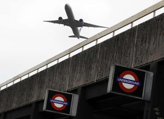 L'aéroport londonien fonctionne à 98 % de sa capacité.