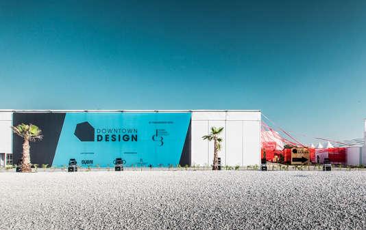 Le Downtown Design, à Dubaï, en 2017.