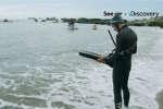 Benoit Lecomte va relier le Japon à San Francisco pour alerter sur la pollution des océans.