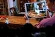 Craig Federighi présente les améliorations de l'iPad, lors de laConférence mondiale des développeurs (WWDC), à San Jose (Californie) le 4 juin.