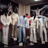 Boutique de costumes, Elvis Presley Boulevard, Memphis, Tennessee, 2014.