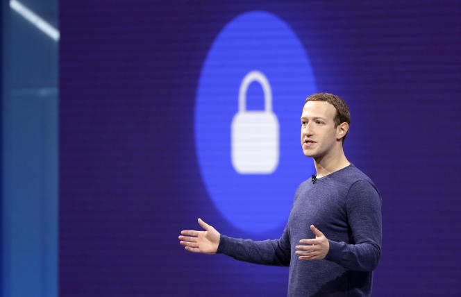 Mark Zuckerberg– ici le 1er mai lors d'une conférence à San José, en Californie–et ses équipes doivent encore plancher sur la question de l'IA.