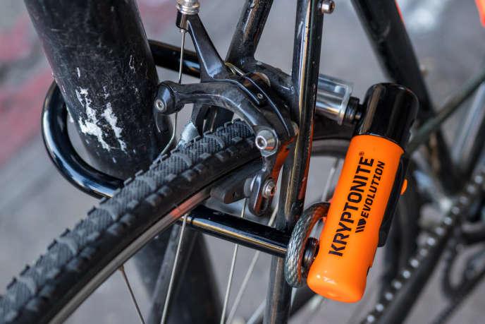 huge selection of half off low cost Les meilleurs antivols et cadenas de vélo 2019
