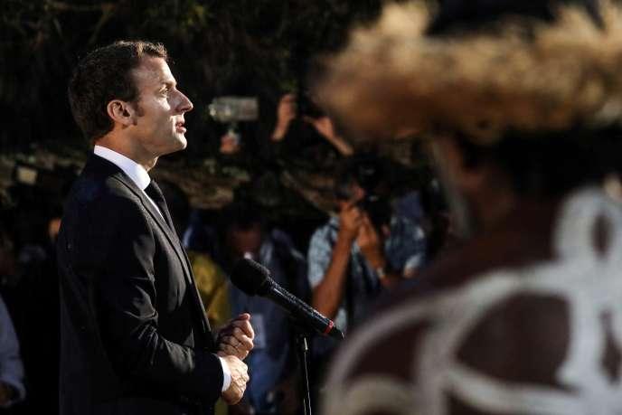 Le discours d'Emmanuel Macron le 5mai avait été salué par les mêmes qui aujourd'hui désertent la table du dialogue.