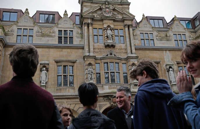 L'université d'Oxford a dépassé sa rivale britannique Cambridge dans l'édition 2019 du palmarès QS.