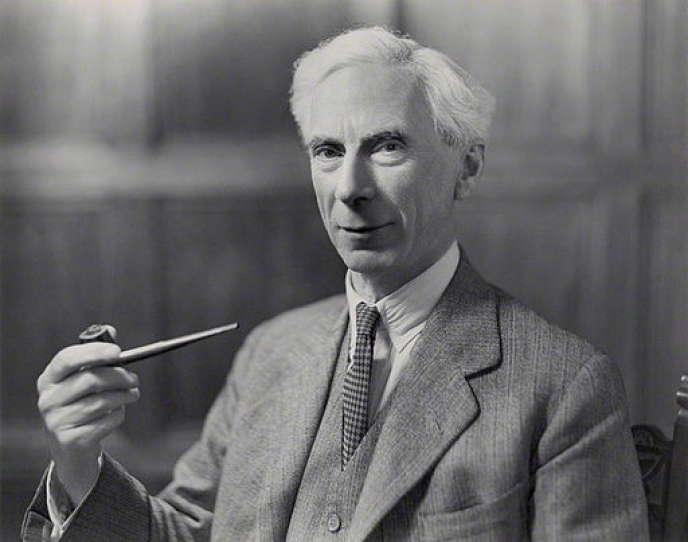 Bertrand Russell en 1936.