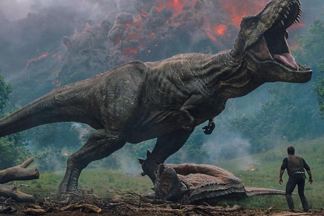 «Jurassic World : Fallen Kingdom (JW2)» est le cinquième volet de la saga jurassique.