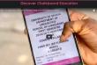 « Les technologies et le numérique appliqué à l'agriculture, à l'éducation, à la santé ou aux services de proximité ont le vent en poupe» ( ChalkBoard, une application d'enseignement numérique qui ne nécessite pas Internet, capture d'écran).
