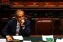 Le ministre de l'économie italien, Giovanni Tria, à la chambre des députés, à Rome,le 6 juin.