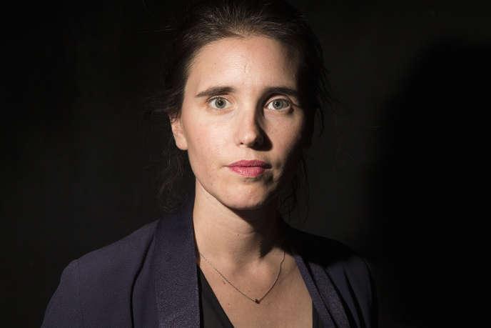 La metteuse en scène Julie Deliquet (ici au Théâtre Gérard Philipe à Saint-Denis en septembre 2015) va s'attaquer à«Fanny et Alexandre», d'Ingmar Bergman à la Comédie-Française.