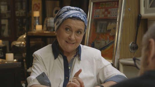 Daniela Weiss, chef de file du mouvement Goush Emounim.