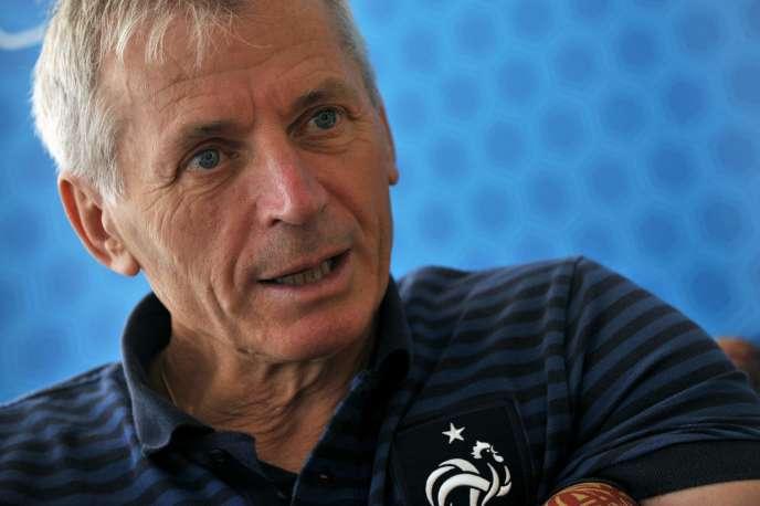 Francis Smerecki en 2011.