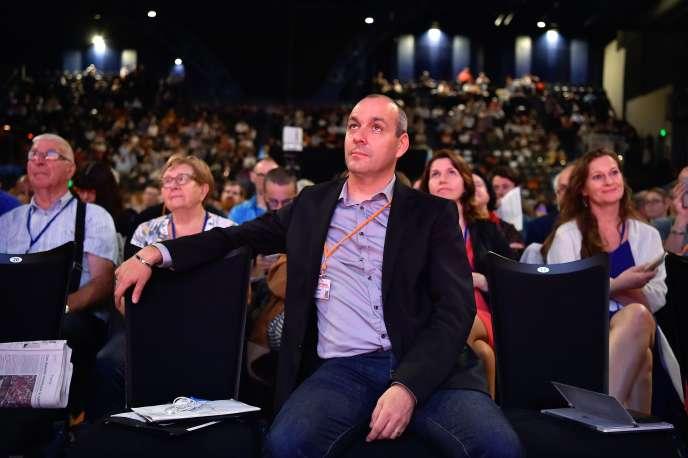 «A ne pas répondre à l'attente de justice sociale, à trop tolérer les inégalités, c'est le lit du populisme que l'on creuse, c'est le risque des extrêmes au pouvoir que l'on prend», Laurent Berger, secrétaire général de la CFDT (Laurent Berger, à Rennes, le 7 juin).
