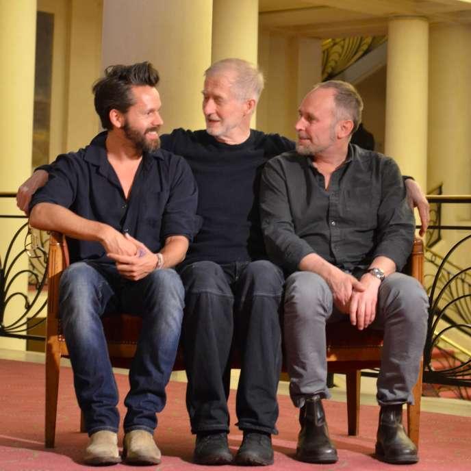 Alexander Ekman, Mats Ek etJohan Inger, les trois chorégraphes de«Dancing with Bergman».