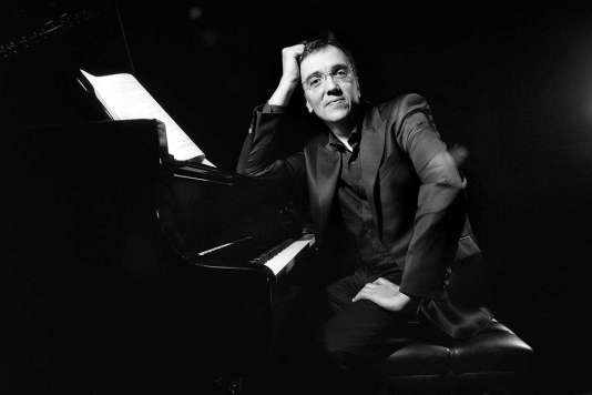 Le pianiste Eric Le Sage.
