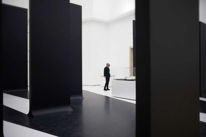 Le pavillon allemand à la Biennale d'architecture de Venise 2018.