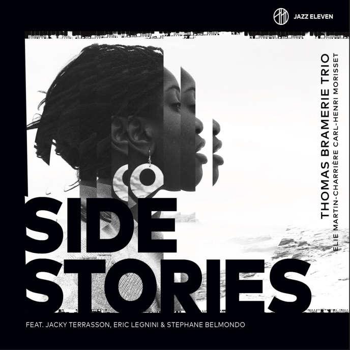 Pochette de l'album «Side Stories», de Thomas Bramerie.