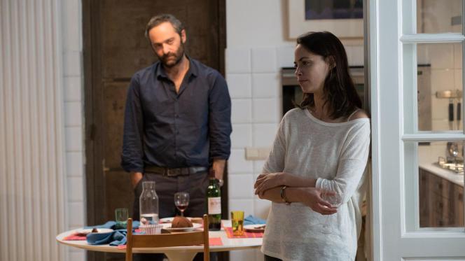 Cédric Kahn et Bérénice Bejo dans«L'Economie du couple», de Joachim Lafosse.