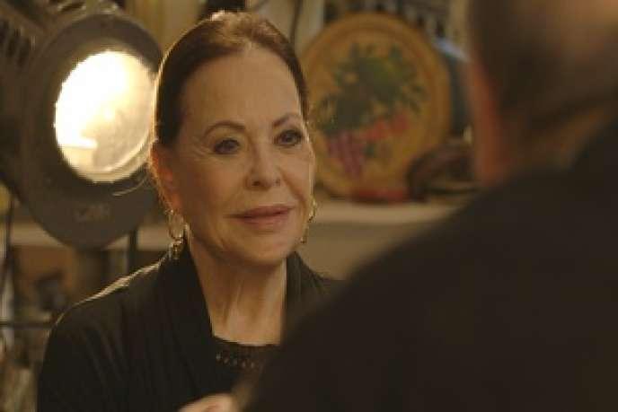 L'actrice Gila Almagor.
