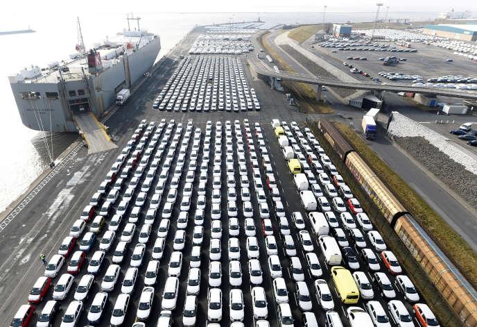 Le président Trump a récemment menacé de taxer directement les voitures importées aux Etats-Unis.