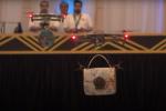 En Arabie Saoudite, des drones ont défilé à la place de mannequins, le 6 juin 2018.