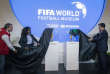 Fatma Samoura, secrétaire générale de la FIFA, est l'une des rares femmes à exercer de hautes fonctions dans le foot mondial.