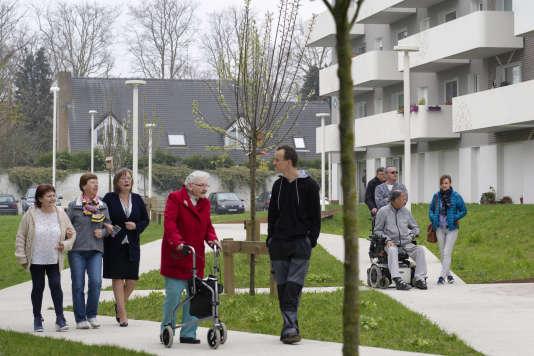 Au sein de la résidence Renaissance à Roubaix, de nouveaux services ont été développés pour faciliter le maintien à domicile des seniors en favorisant les animations et les contacts.