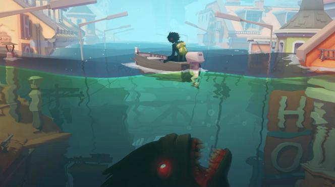 « Sea of Solitude», pause rafraîchissante dans un océan d'annonces sans surprise, développée par lestudio berlinoisJo-Mei Games.