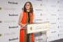 Campbell Brown, directrice des partenariats de Facebook avec les médias, à New York, le 19 mai.