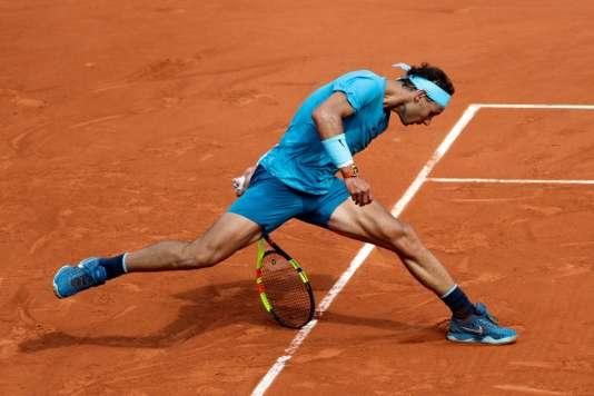 Une nouvelle fois, le« taureau de Manacor» s'est imposé à Roland-Garros.