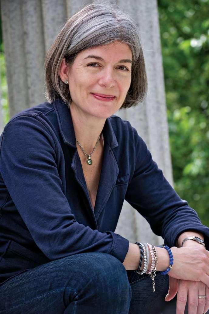 Claire Messud, en 2012.