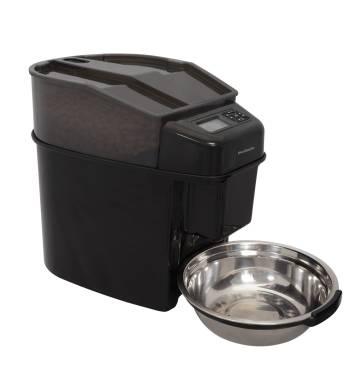 Une grande capacité, mais une distribution qui manque de précision Distributeur automatique PetSafe Healthy Pet Simply Feed